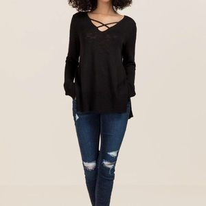NWT Francesca's Sweater